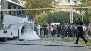 Mersin'de polis servis aracına düzenlenen saldırının faili belli oldu!