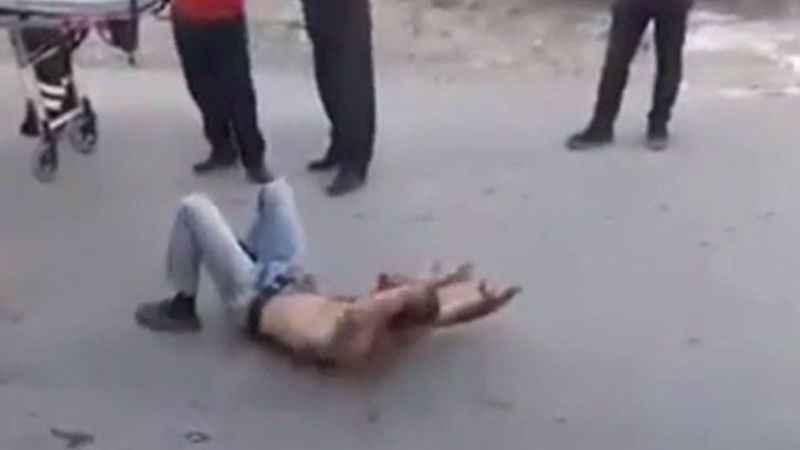 İstanbul'da ilk kez yakalanmıştı! Türkiye'de 'flakka' kullanan kişi böyle görüntülendi