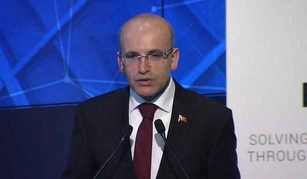 Başbakan Yardımcısı Mehmet Şimşek: Kamu maliyesi şoka dayanıklı