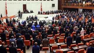 CHP'nin seçim barajının kaldırılması teklifi Meclis'te