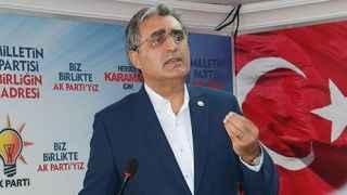 AKP'li vekil Konuk: Şeker fabrikalarını özelleştirmenin sonucu kaos olacaktır