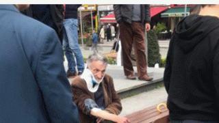 Trabzon'da yürek burkan olay! Param yok, beni hastaneye götürmeyin