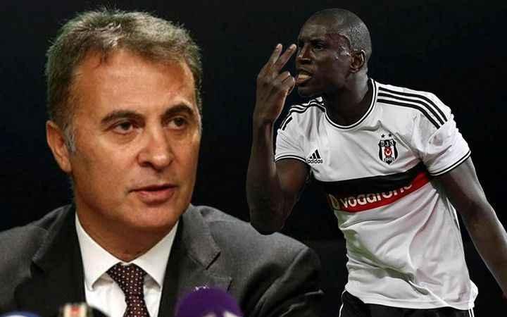 Galatasaraydan Demba Ba konusunda resmi açıklama 28