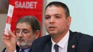 Saadet Partisi'nden istifa yalanlaması: Liderimiz Temel beyle birlikteyiz