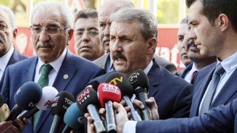 AKP listelerinde yer almıştı...  BBP, Meclise kaç vekil gönderdi?