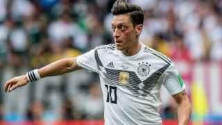 Mesut Özil, Milli Takımı bıraktı