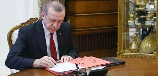 Cumhurbaşkanı Erdoğan'dan Merkez Bankası'na flaş atama
