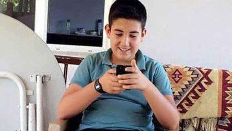 15 yaşındaki Enes Özbulut yatağında vuruldu