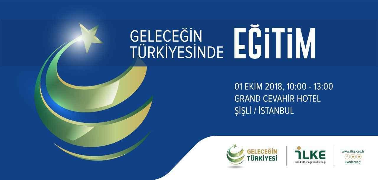 İlke Derneği'nden 'Geleceğin Türkiyesi' projesi