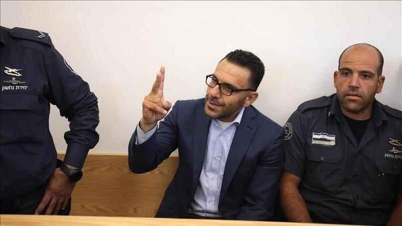 Kudüs Valisi, Siyonist İsrail mahkemesine çıkarıldı